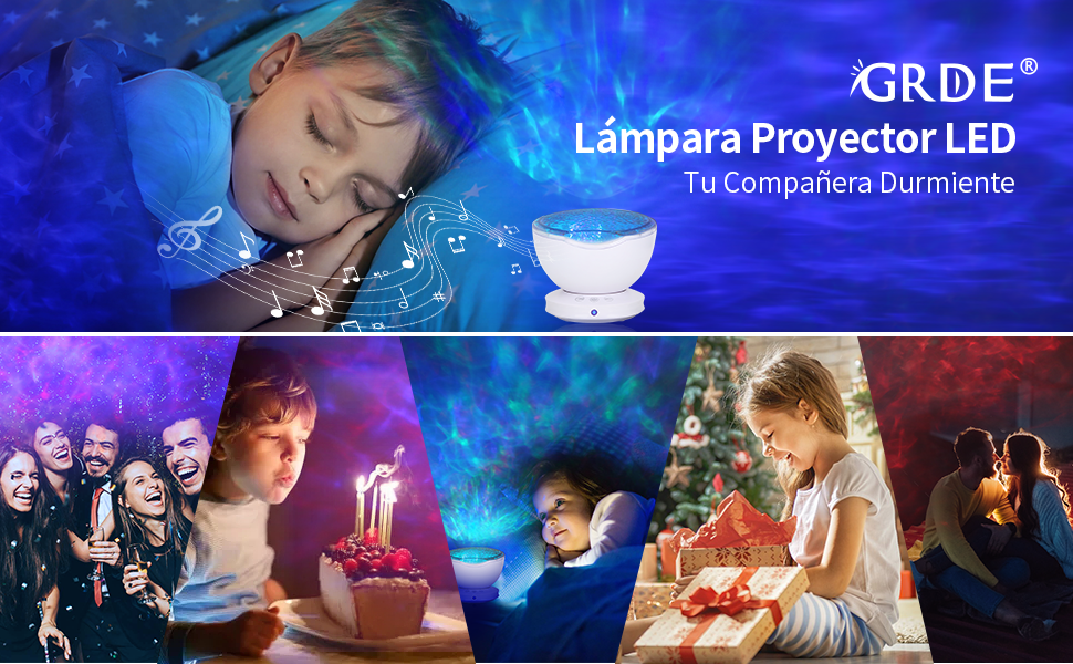 Lámpara Proyector
