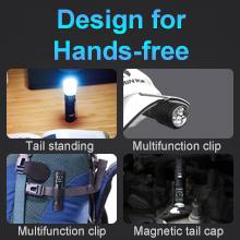 Magnetic Tail Cap & Clip