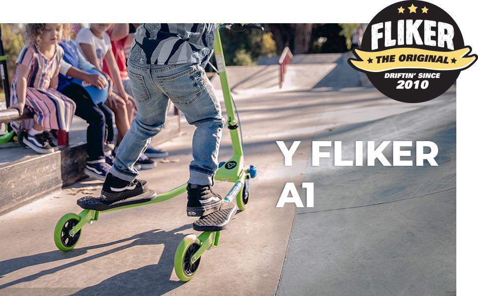 yvolution fliker a1