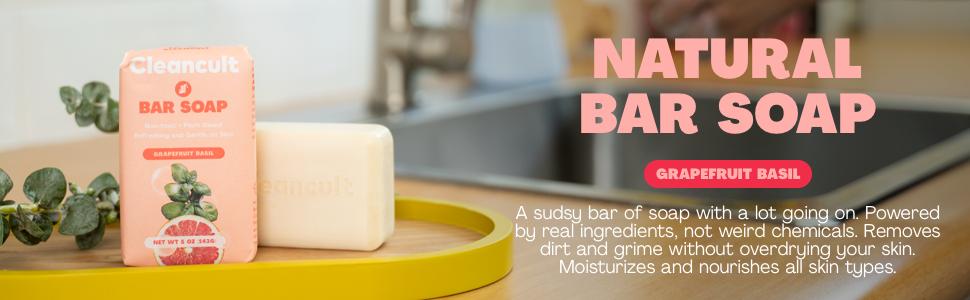 bar soap eco