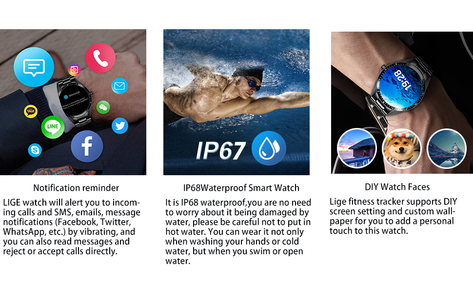 smartwatch for mens