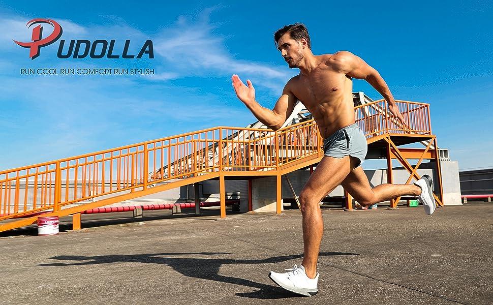 mens running shorts 3 inch