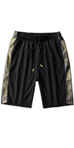 workout shorts with pocket mens xxl shorts running nylon drawstring shorts mens medium hiking shortS