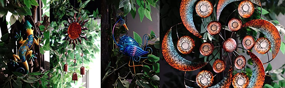 Comfy Hour premium gifts gift decor decoration home house garden wind chime wall art animals