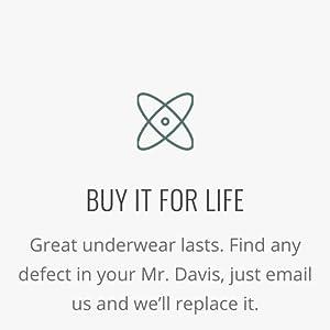 underwear that lasts