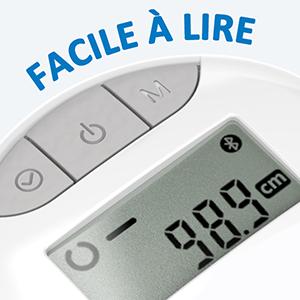 mesure du corps Mètre ruban