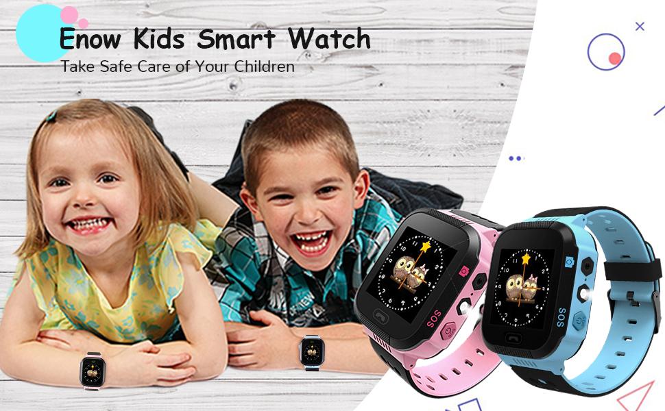 Kids smartwatch- bule