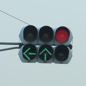 信号灯対応
