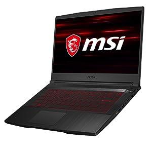 MSI GF65 Thin Gamer Notebook