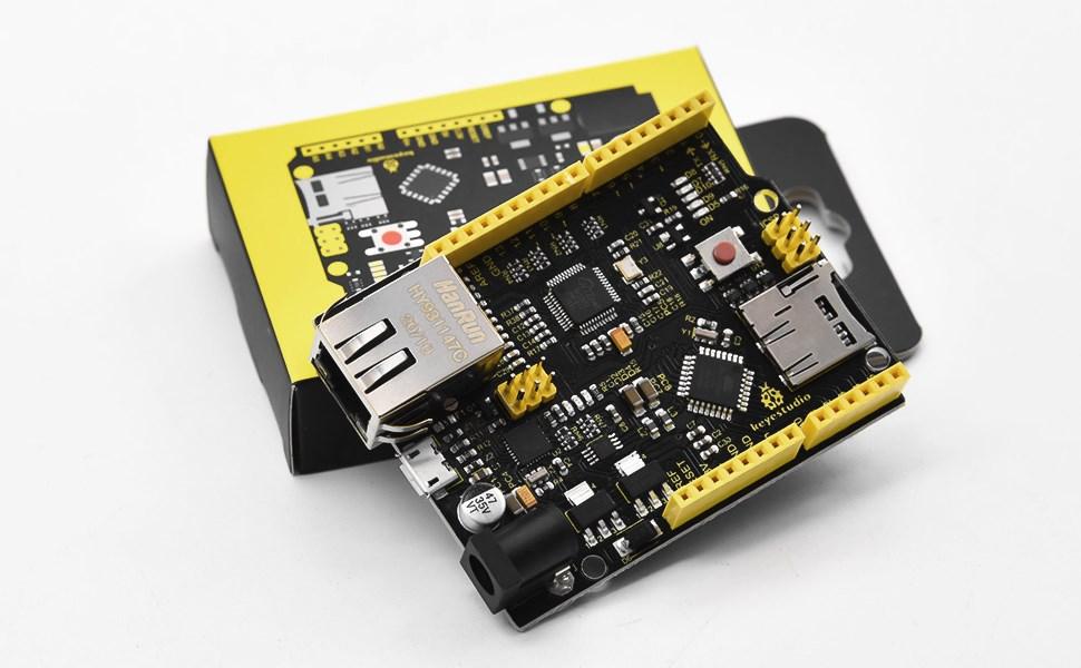 arduino w5500 shield