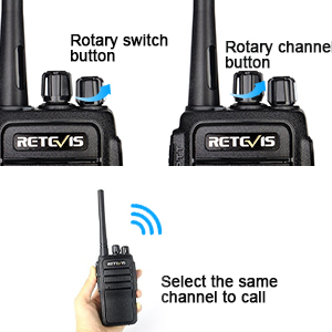 two way radios easy to use