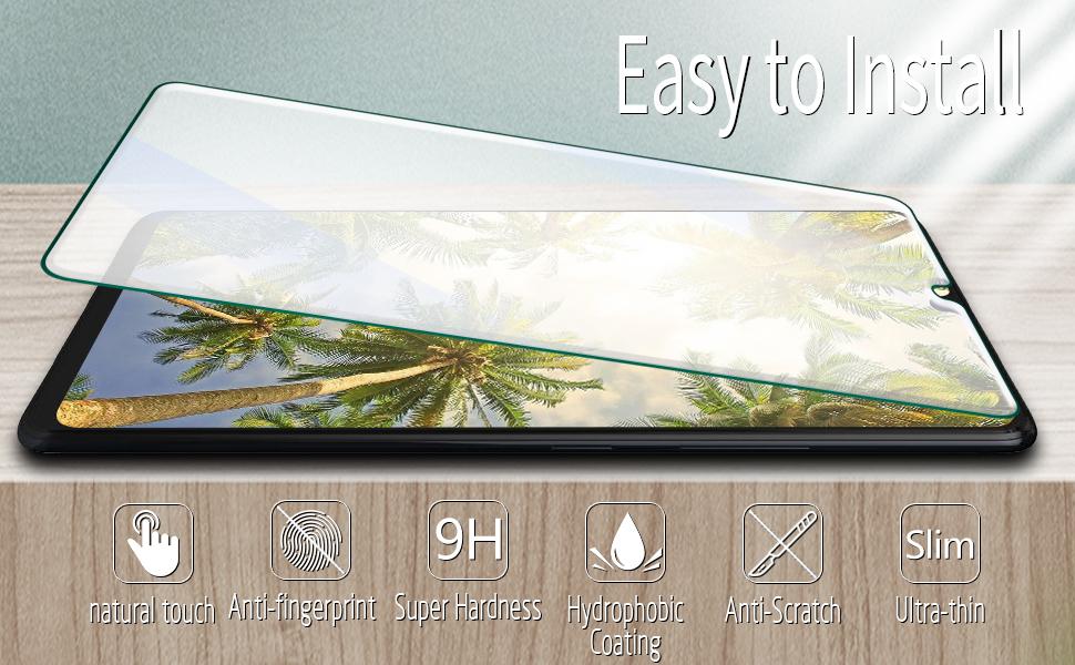 Samsung Galaxy A42 5G Glass Protector