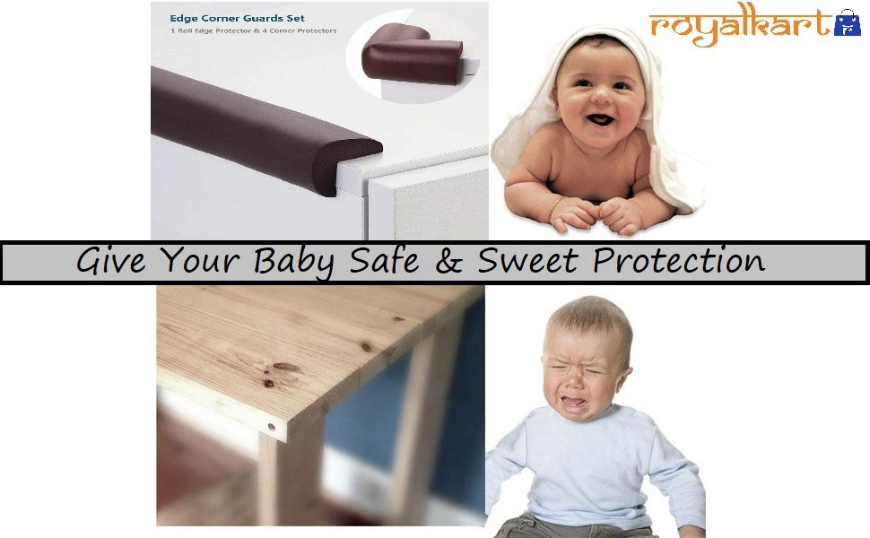 baby safety edge & corner guards