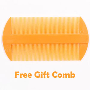 free gift comb