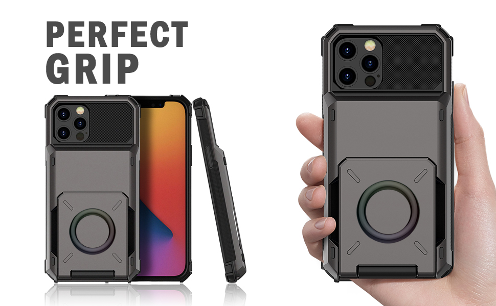 Compatible with iPhone 12 pro max case