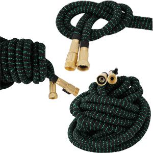garden hose expandable water hose nozzle