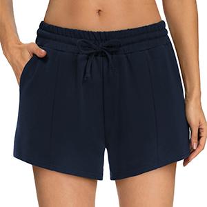 sweat shorts for women summer