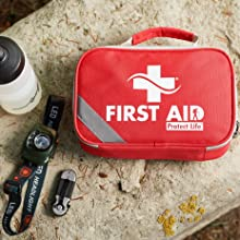 2 in 1 first aid kit