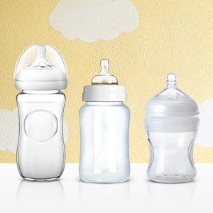 Various Bottle Types