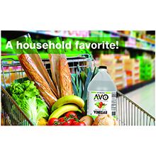 AVO, Vegetable Oils, NON GMO Oils, Cooking Oils, Organic Oils, Vinegar, White Vinegar