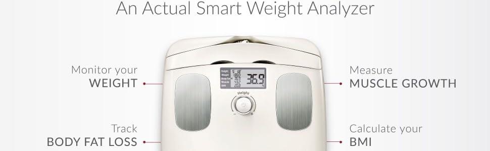 InBody, H20N, actual smart weight analyzer, smart weight, analyzer