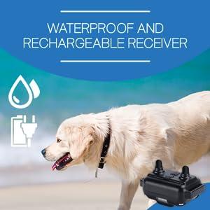 waterproof receiver