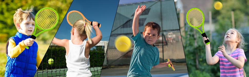 children tennis racket