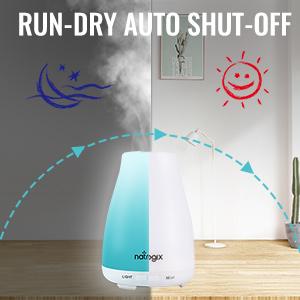 run-dry auto shut up