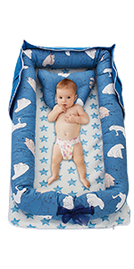 baby co-sleep bed