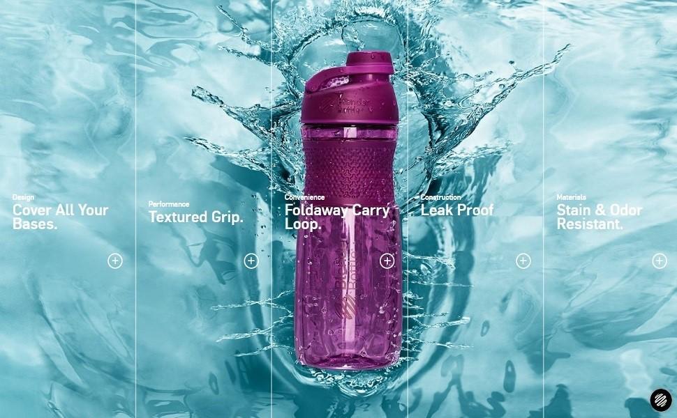 Blenderbottle blender bottle sportmixer sport mixer protein shake travel cup protein powder smoothie