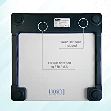 Personal Human Body Weighing Scale