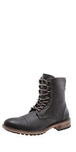 J75 by Jump Chopper Duo Motorcycle Boots