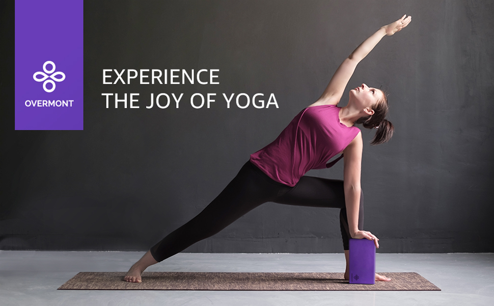Experience the joy of yoga