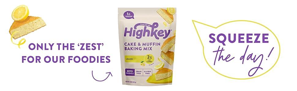 low carb cake, low carb cupcake, low carb cake mix, gluten free cake mix, lemon cupcakes, lemon drop