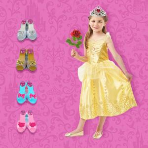 ToyVelt Princess Dress Up Shoes