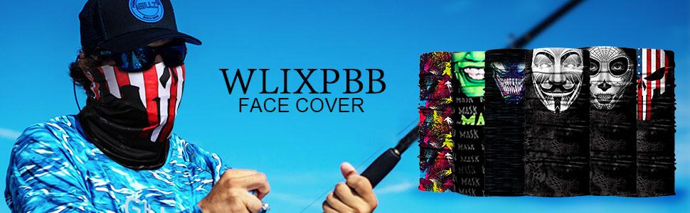 Wlixpbb Face Cover Scarf