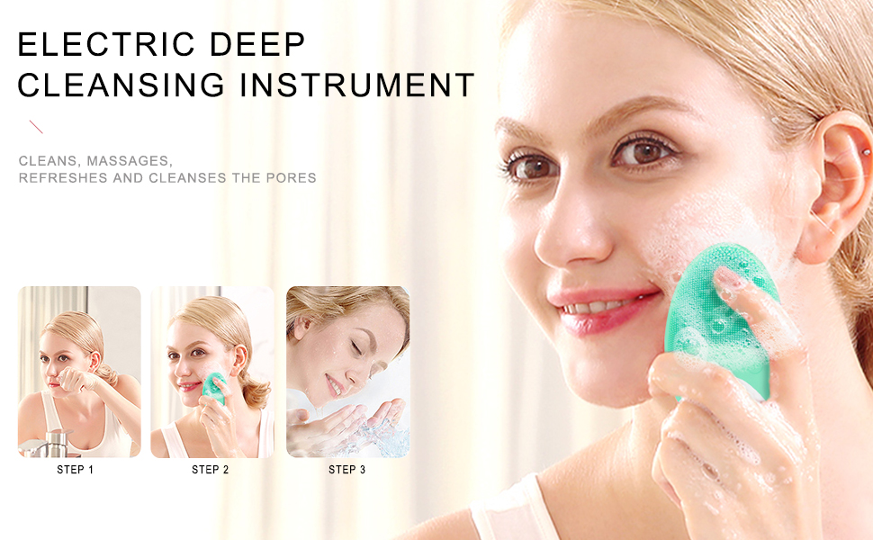 HD HARUDONE FACIAL CLEANING BRUSH