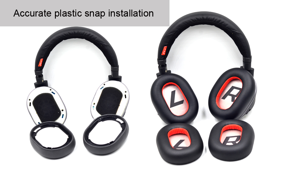 Accurate plastic snap installation