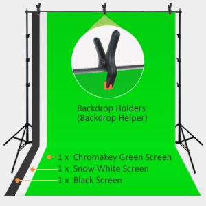 Backdrop Stand Support System