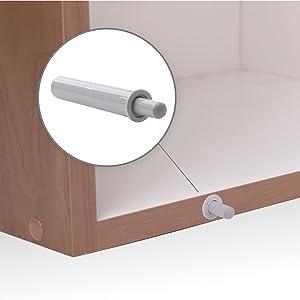 Loumaxx Softclose Türdämpfer 10Er Set Schubladendämpfer Für Küchenschra
