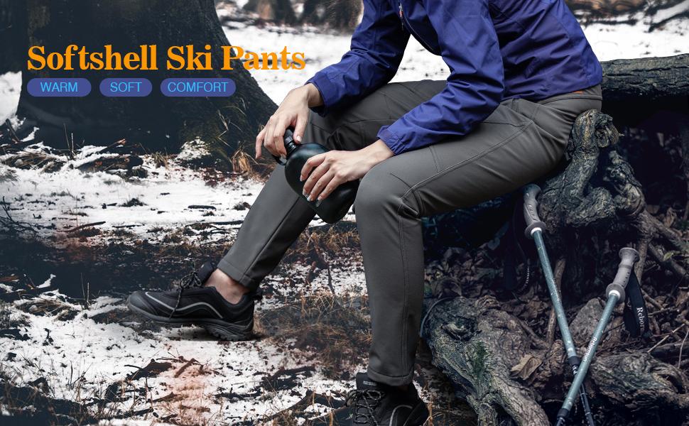 SKI pants