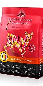 ブラバンソンヌ キャットフード 猫用 消化器サポート チキン味