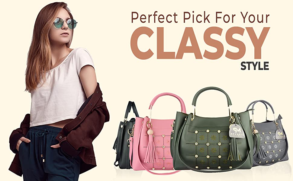 hand bag for girls stylish branded big handbag ladies bags for office  women parsh ladies purse beg