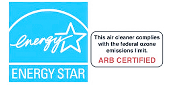 Energy Star Verified and CARB certified