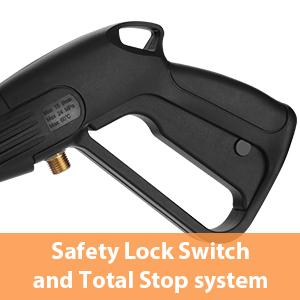 Safety Lock Switch