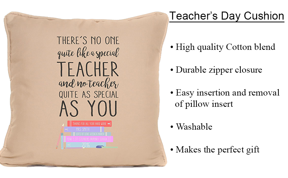 Best Gift Present For Your Teacher, Teaching Assistant, Nursery Assistant, Baby-Sitter, Childminder
