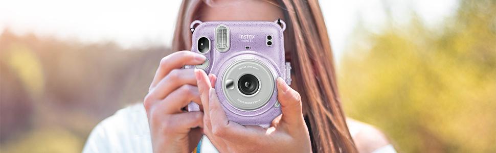 Fujifilm Instax Mini 11 Instant Camera Reizen Camera Tas Hoes