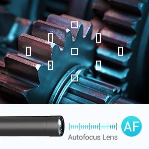 Fast Autofocus Function