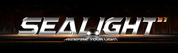SEALIGHT 9005 and 9006 LED headlight bulbs