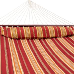 Stijlvolle en comfortabele hangmat.